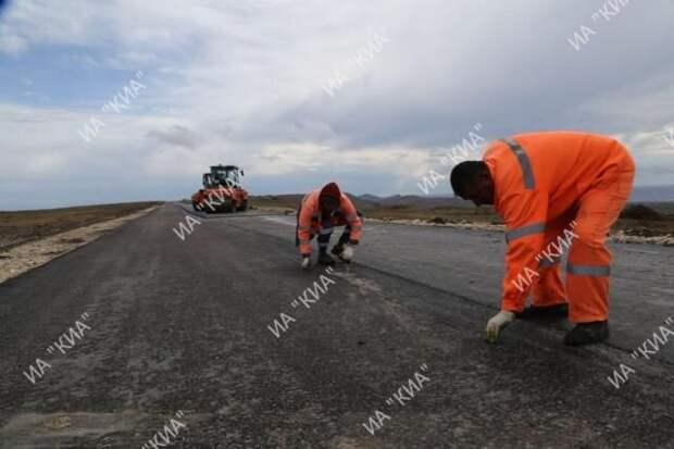 """Канализационно-очистные сооружения """"Ялта"""" и две дороги вошли в список проектов с госучастием"""