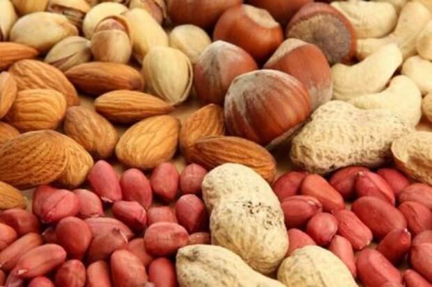 Употребляющие орехи беременные рожают более умных детей