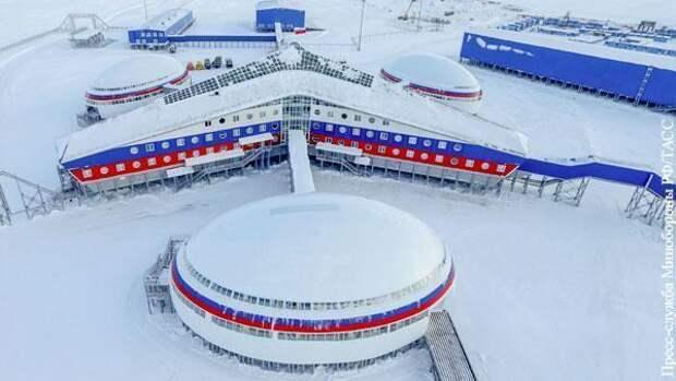 Россия ответила на усиление НАТО в Арктике