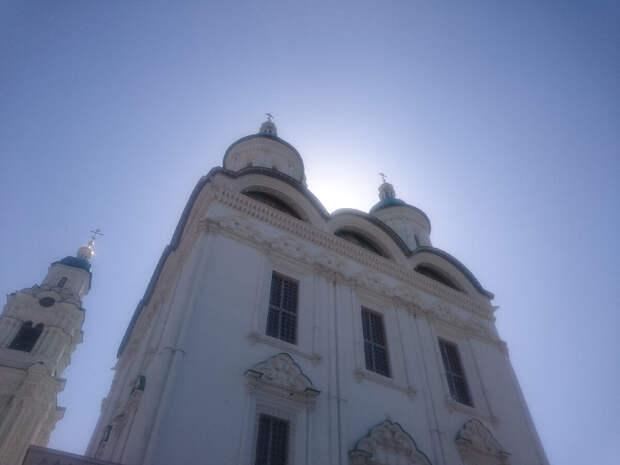 Успенский Кафедральный Собор Астраханского кремля