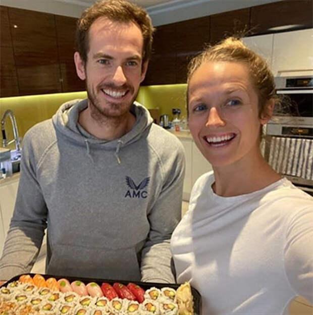 Умеет удивлять: теннисист Энди Маррей стал отцом в четвертый раз