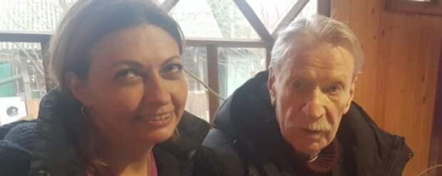 90-летний Иван Краско нашел себе пятую невесту