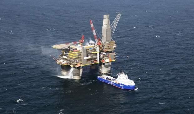 Shell приостановила расширение проекта «Сахалин-2»