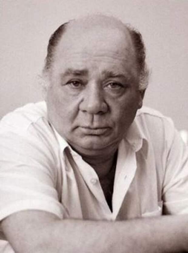 Краски к портрету актёра Леонова