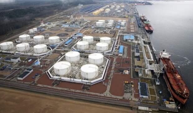 Строительство газохимического комплекса вУсть-Луге начнется вапреле
