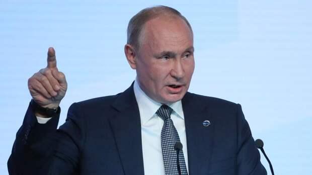 На Западе восхитились словами Путина о детях