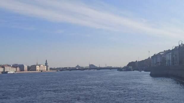 В Петербурге побит температурный рекорд 58-летней давности