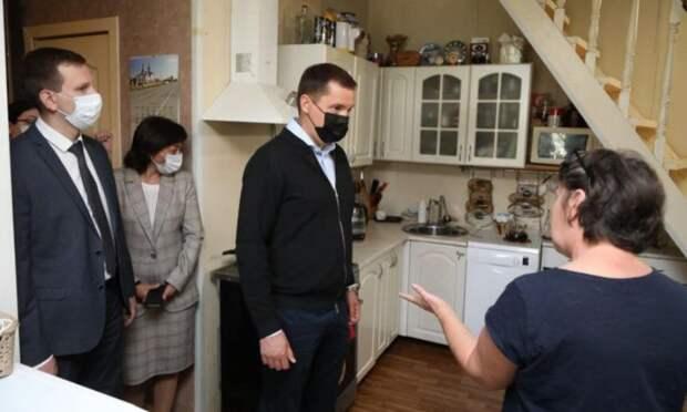 Фото пресс-службы губернатора и правительства Архангельской области.