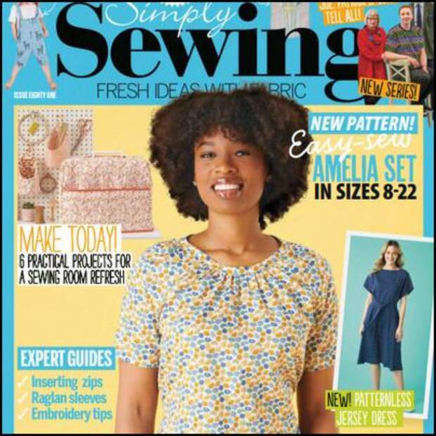 Simply Sewing №81 2021