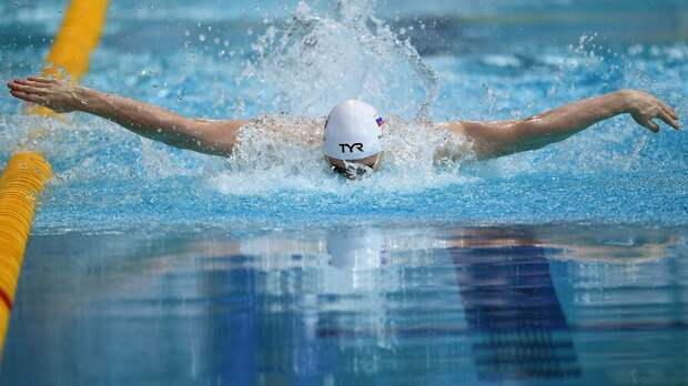 Российские пловцы стали чемпионами Европы в эстафете 4×100 м вольным стилем