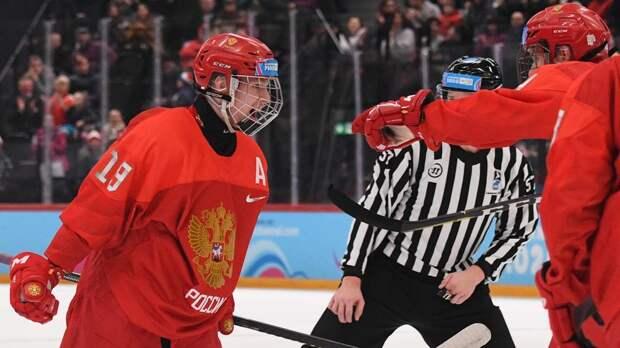 Россиянина Мичкова признали самым ценным игроком ЮЧМ по хоккею