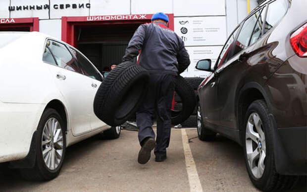 Спрос на летние шины резко вырос. Где их купить дешевле всего