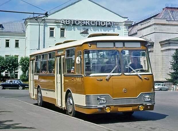 ЛиАЗЛиАЗ-677Э – «Луноход» на экспорт: чем они отличался от обычного
