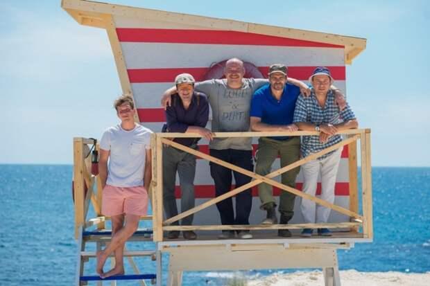 В Севастополе звёзды российского кино приведут в порядок «Пляж» (фото)
