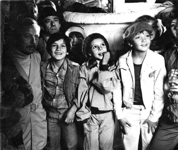 Герои фильма «Приключения Петрова и Васечкина» много лет спустя