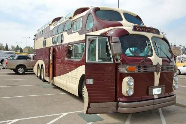 Автобус Peacemaker II Peacemaker, авто, автобус, автомобили, дом на колесах, кемпер, транспорт