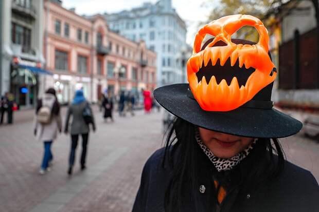 На Хэллоуин ковид чумной доктор победит: как будут отмечать праздник нечисти во время локдауна в Москве и Подмосковье