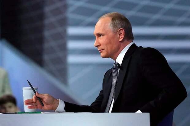 Прямая линия с Путиным будет проходить на фоне Шиеса, Екатеринбурга и скандала с журналистом Голуновым