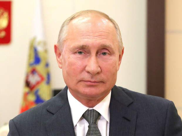 Путин рассказал о своих антителах