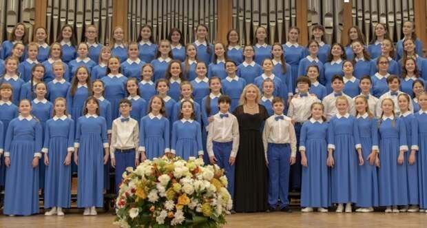 Фото: Детская хоровая школа «Весна»