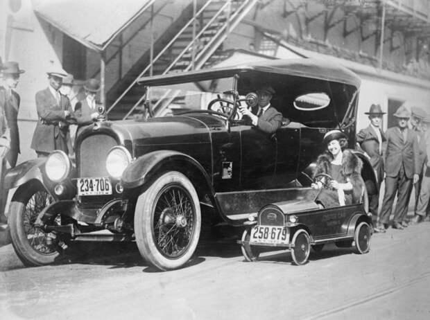 Они были первыми: 11 малолитражных автомобилей начала 20-говека