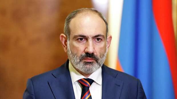 Армяно-кризис : уволит ли Путин Пашиняна?