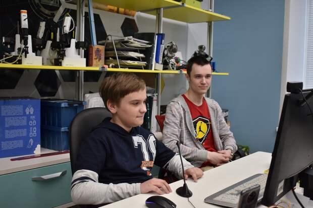 Кирилл Хохлов из Твери стал призёром IT-фестиваля