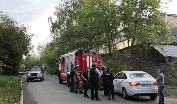 Открывшего стрельбу попрохожим мужчину задержали вЕкатеринбурге