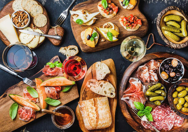 Такая удивительная история французской кухни