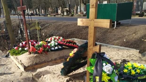 Человеческий скелет нашли у кладбища в деревне Озерки в Ленобласти