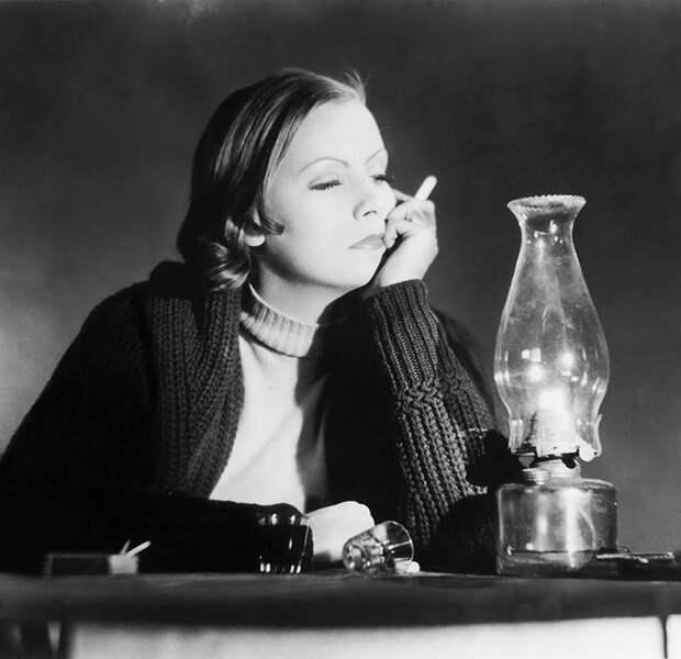 10 незабываемых образов  Греты Гарбо