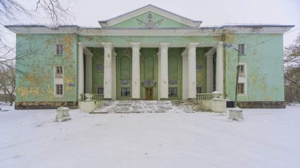 Шедевр архитектуры развитого соцреализма закроется в Новомосковске 1 января