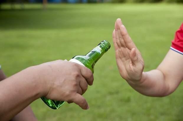 Медик рассказала, что происходит с организмом после отказа от алкоголя
