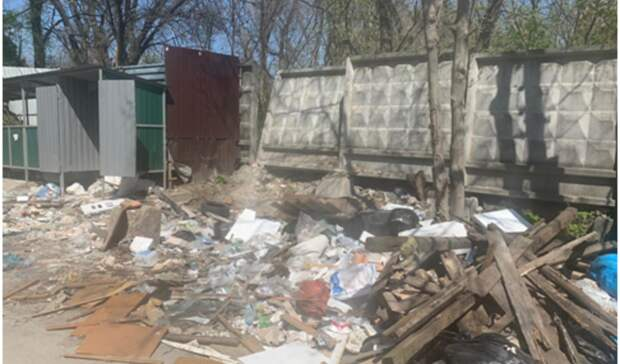 За месяц в Ростове ликвидировали почти 150 свалок