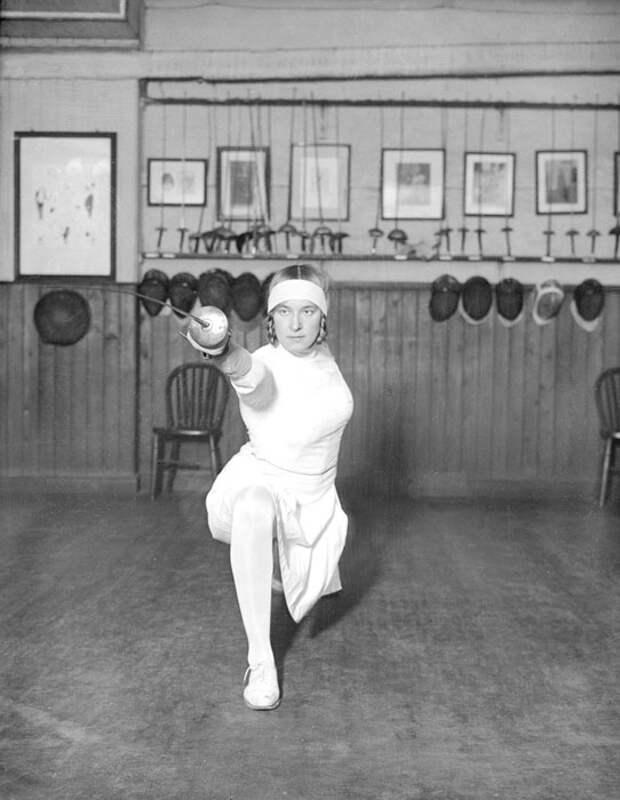 Трагическая история еврейской фехтовальщицы, выступавшей на Олимпийских играх от Германии
