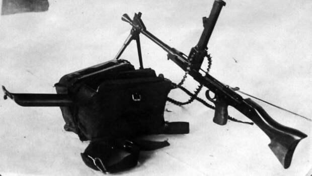 Легкий ручной пулемёт ЛАД