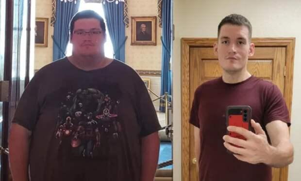 Минутка мотивации: 22 впечатляющих фото людей до и после похудения