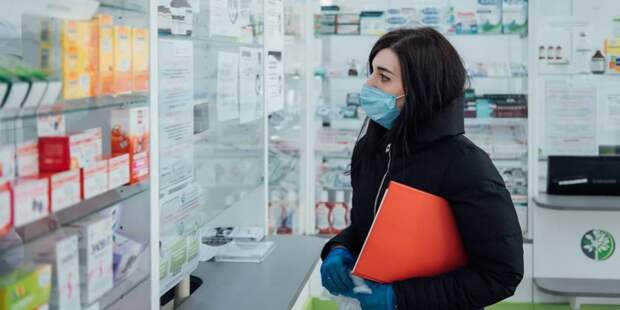 Сетевые аптеки поддержали программу «Миллион призов» для голосующих онлайн. Фото: Пресс-служба Департамента труда и социальной защиты населения