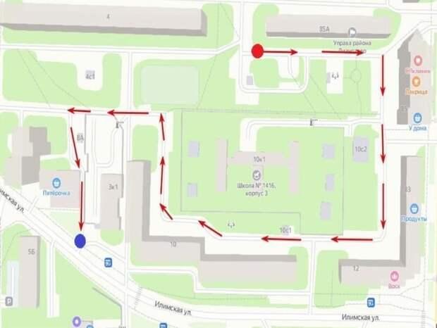 Районные власти проведут обход на Илимской улице и Алтуфьевском шоссе