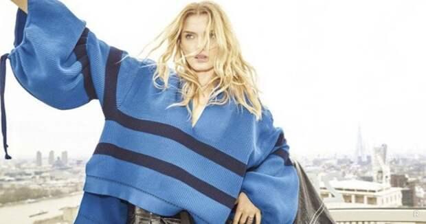 Модные тенденции 2020 года среди зимних свитеров для ярких женщин