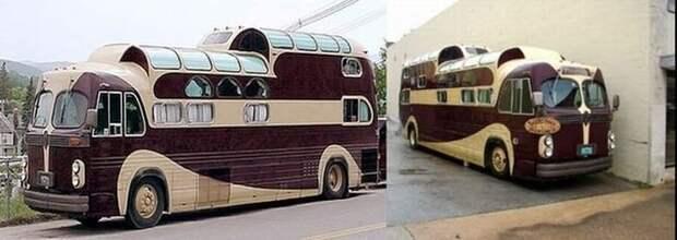 Автобус Peacemaker I Peacemaker, авто, автобус, автомобили, дом на колесах, кемпер, транспорт