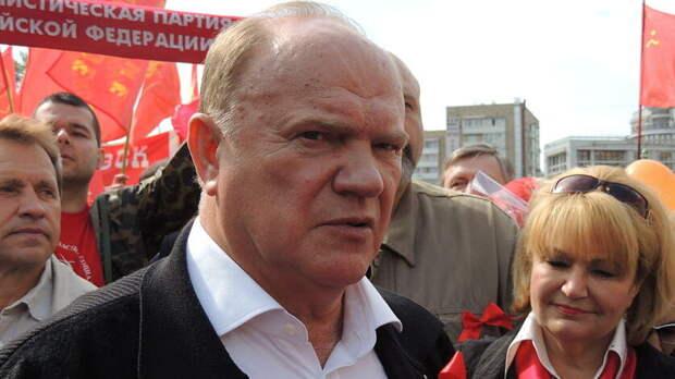 Начиновников Ростовской области пожаловался лидер КПРФ