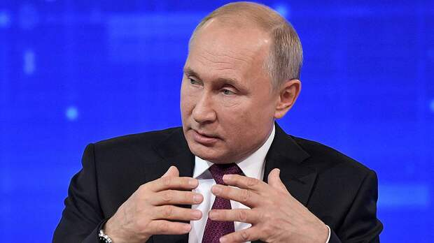 В Кремле объяснили, зачем на пресс-конференции Путина нужны СМИ из США