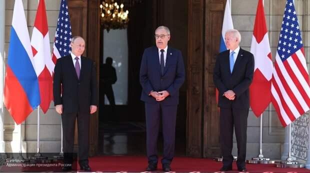 Политолог объяснил, почему Байден не оправдал надежд белорусской оппозиции в Женеве