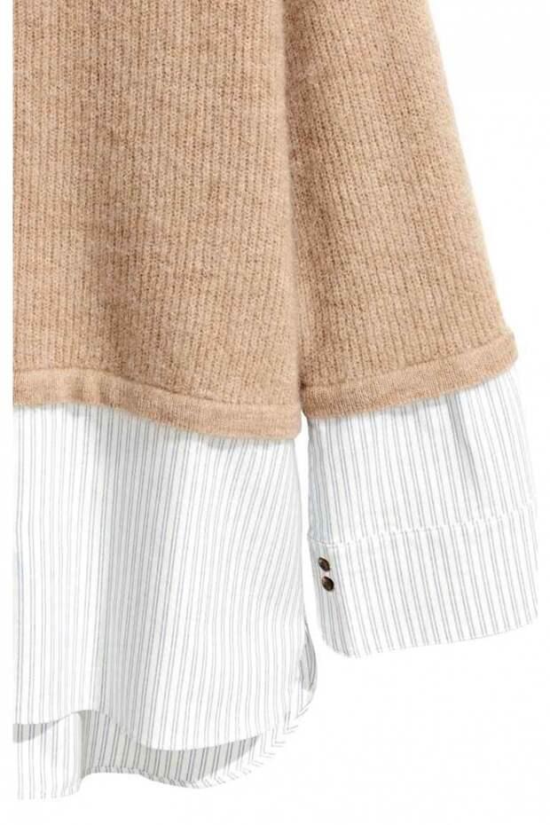 Франкенштейновский свитер