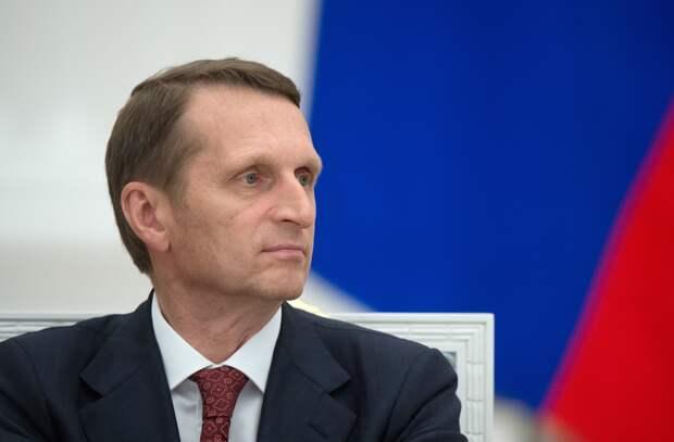 Великобритания идет на открытую конфронтацию с Россией вместо того, чтобы развивать диалог – Глава СВР