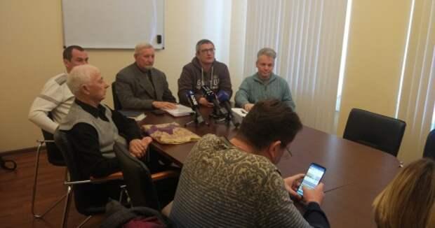 Документы для референдума о недоверии Овсянникову снова не приняли