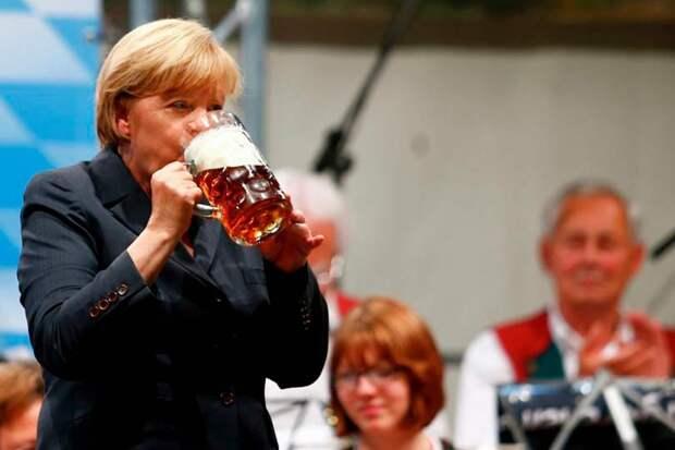 Немцы настолько полюбили каннабис, что в июле начинают выпуск пива с его вкусом
