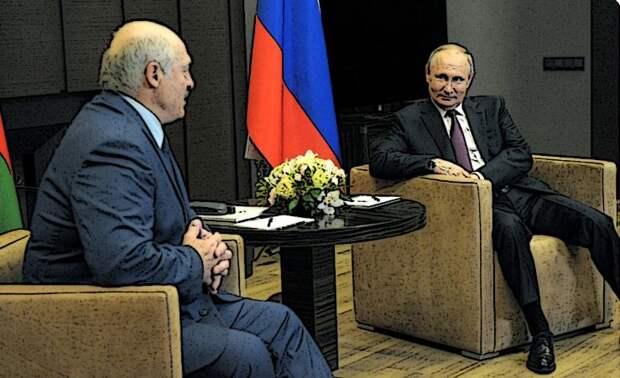 Хочешь как на Украине? Что Путин объяснял Лукашенко целых 5 часов