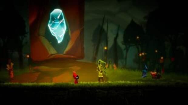 Вышел трейлер новой метроидвании с магией, которая похожа на Ori and The Blind Forest